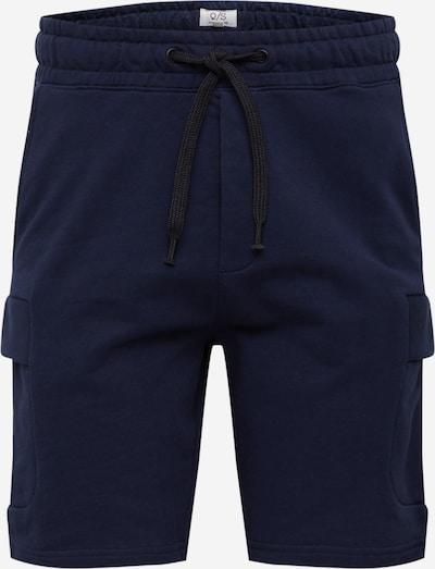 Q/S designed by Pantalon en bleu, Vue avec produit