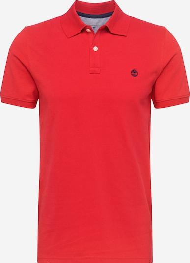 TIMBERLAND T-Shirt 'Jacquard' en rouge, Vue avec produit
