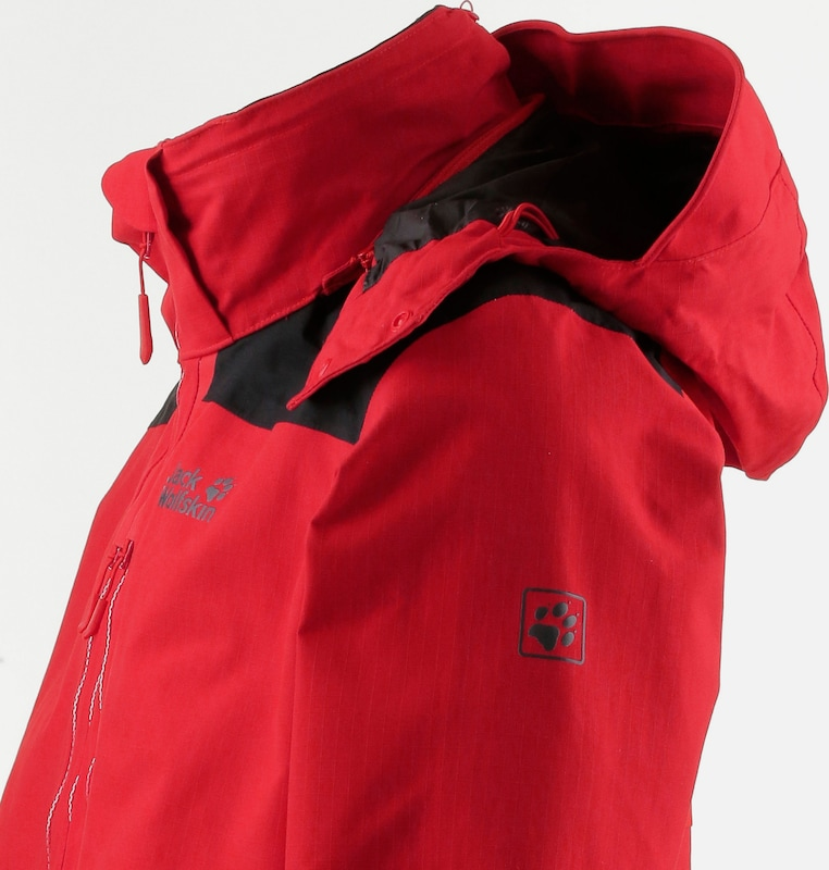 JACK WOLFSKIN The Pan-American Trek Parka