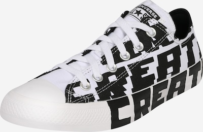 CONVERSE Sneaker 'Ctas OX' in schwarz / weiß, Produktansicht
