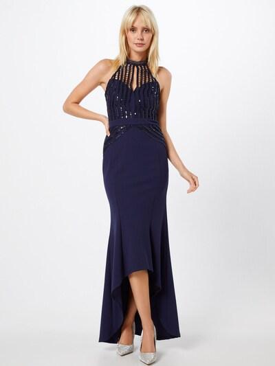 Lipsy Kleid in navy, Modelansicht