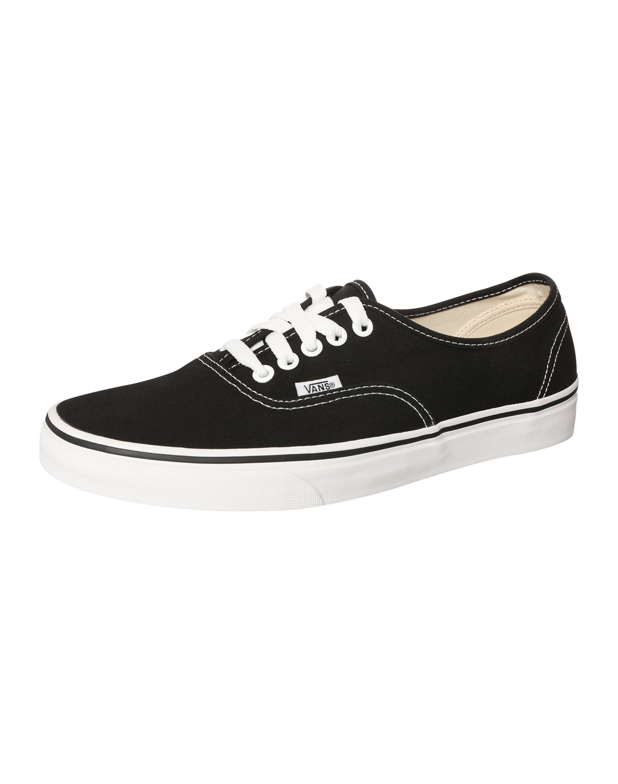 Schwarz 'authentic' Sneaker Sneaker In Vans Sneaker Vans 'authentic' Schwarz 'authentic' In Vans ygvYbf67