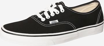 VANS Platform trainers 'Authentic' in Black