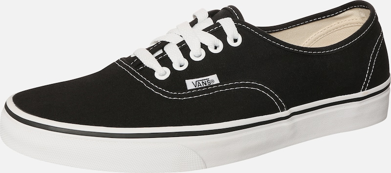 VANS Sneaker 'Authentic' in schwarz, Produktansicht