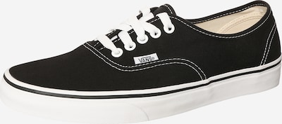 VANS Sneaker low 'Authentic' i sort, Produktvisning
