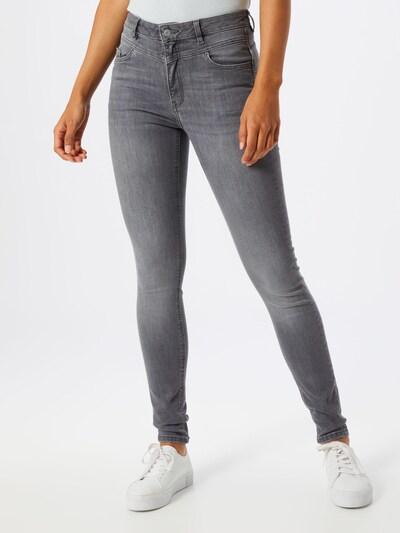 ESPRIT Jeans 'RCS' in grey denim, Modelansicht