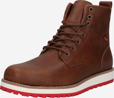 LEVI'S Škornji z vezalkami 'JAX LUX' | rjava barva, Prikaz izdelka