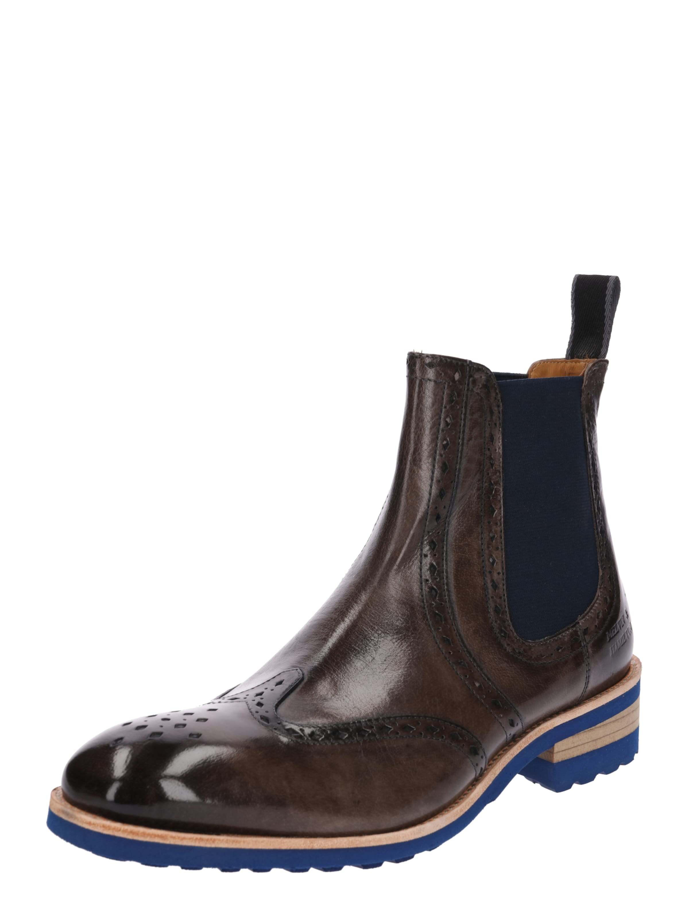 Melvinamp; In Dunkelbraun Chelsea 'walter boots Hamilton 9' CoeWQrBxd