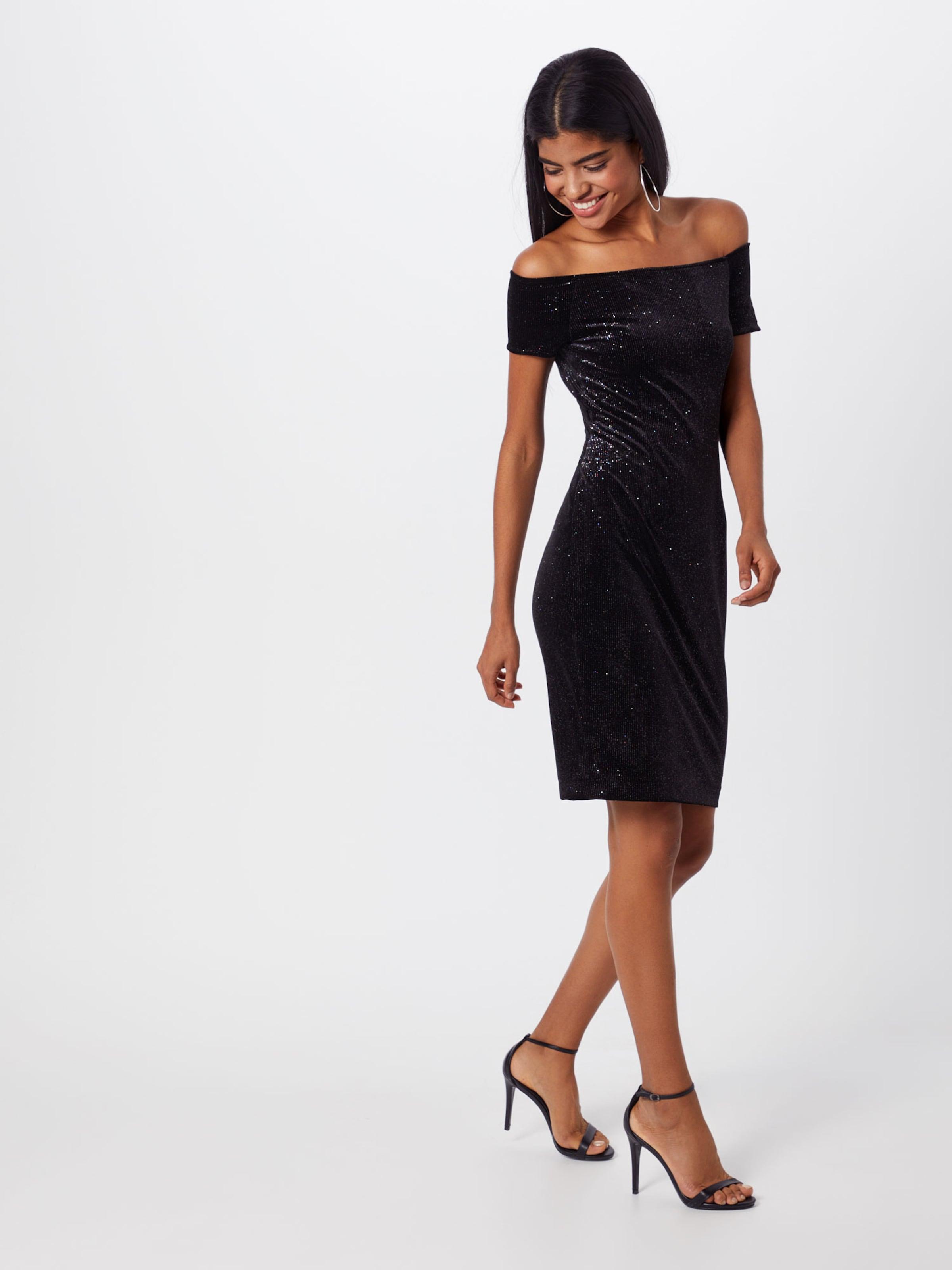 By In Kleid 'velvet Mu Dresses Dress Edc Esprit Schwarz Knitted' OPZwXikuT