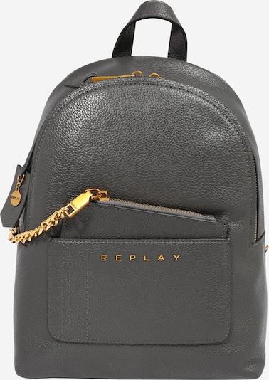 REPLAY Backpack in basaltgrau, Produktansicht