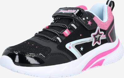 KangaROOS Schuhe 'Daisy EV II' in pink / schwarz / silber / weiß, Produktansicht