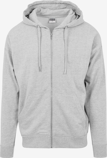 Urban Classics Oversized Sweat Hoody in grau, Produktansicht