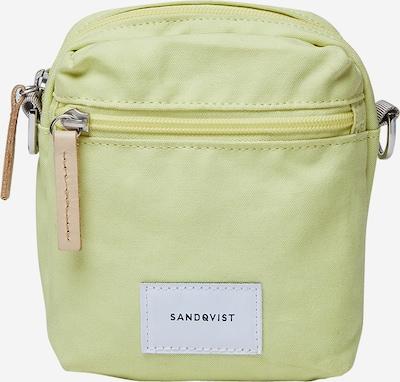 SANDQVIST Tasche 'SIXTEN' in beige / gelb, Produktansicht