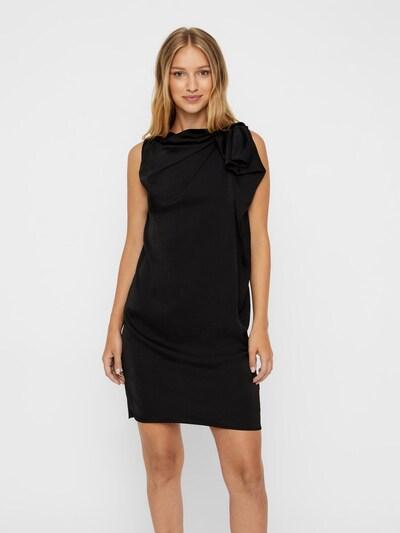 Vero Moda Copenhagen STUDIO Sukienka koktajlowa w kolorze czarnym: Widok z przodu