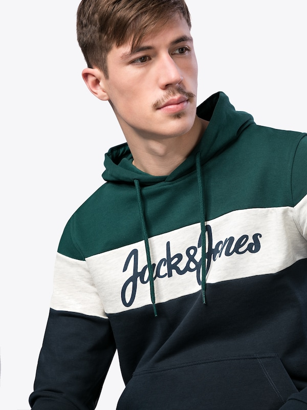 JACK & JONES Kapuzenpullover 'JORGOLD SWEAT HOOD'