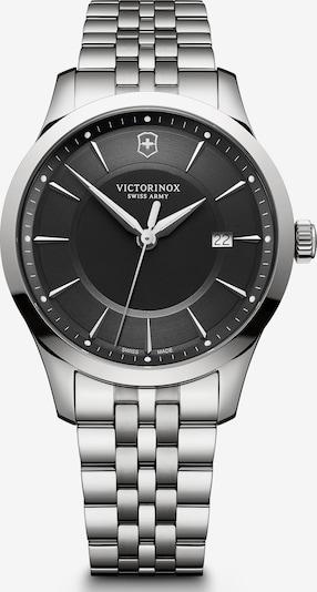 VICTORINOX Analoog horloge 'Alliance' in de kleur Zwart / Zilver, Productweergave