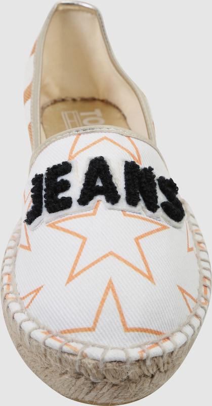 Tommy Jeans Jeans Jeans Espadrilles 'FLAT METALLIC' 92e3ff