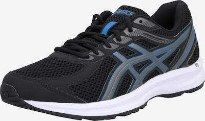 ASICS Tekaški čevelj 'Gel Braid' | modra / srebrno-siva / črna / bela barva, Prikaz izdelka