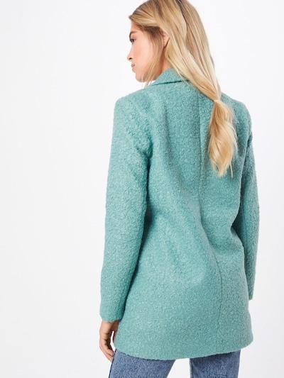 Rudeninis-žieminis paltas 'JESSI' iš VILA , spalva - nefrito spalva: Vaizdas iš galinės pusės