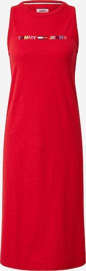 Tommy Jeans Robe d'été en rouge, Vue avec produit