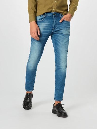 G-Star RAW Jeans '3301' in blue denim: Frontalansicht