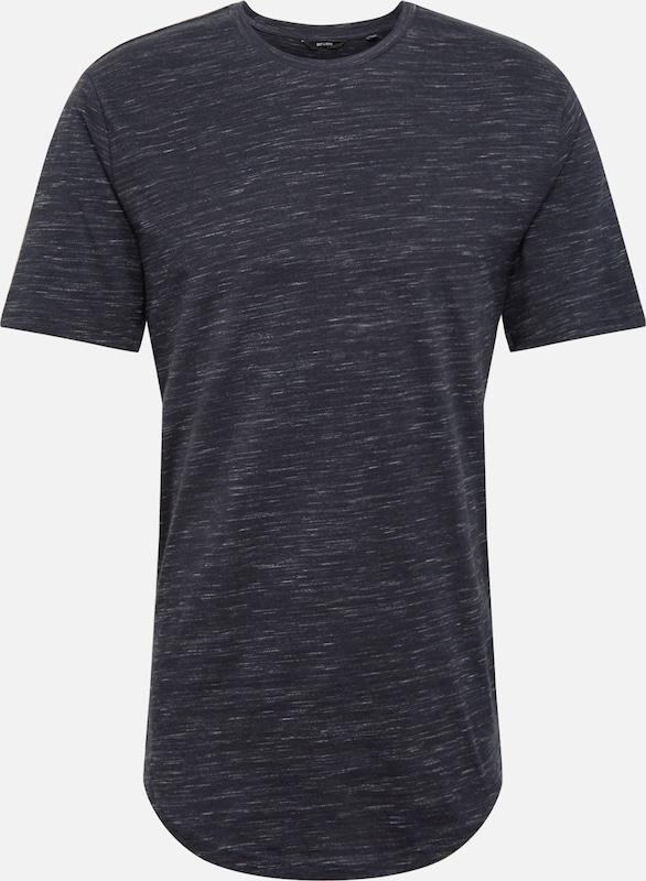 Only & Sons T-Shirt in navy, Produktansicht