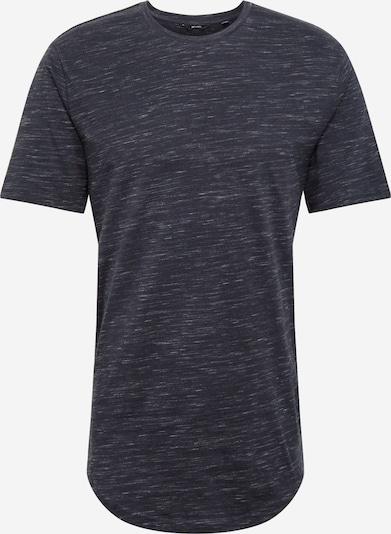 Only & Sons Тениска 'onsMATTY MELANGE LONGY TEE' в нейви синьо, Преглед на продукта