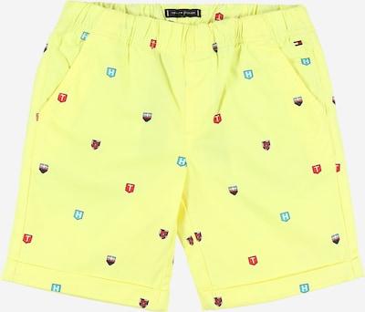 TOMMY HILFIGER Shorts in neongelb, Produktansicht