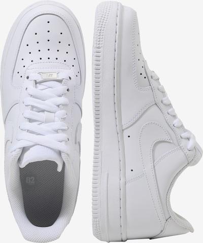 Nike Sportswear Sneaker 'Air Force 1' in weiß: Seitenansicht