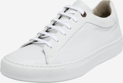 LLOYD Baskets basses 'Ajan' en blanc, Vue avec produit