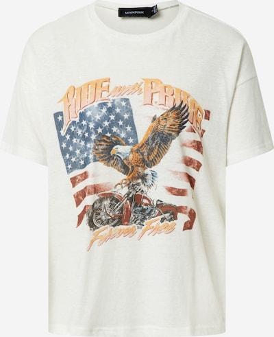 MINKPINK Majica u miks boja / bijela, Pregled proizvoda