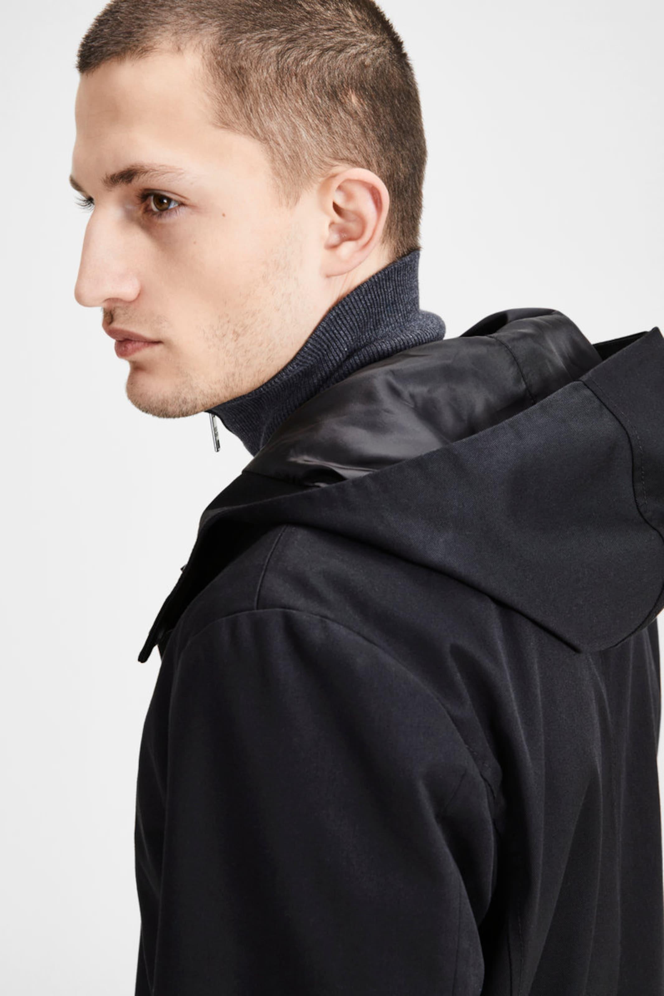 Rabatt Ausgezeichnet JACK & JONES Minimalistische Jacke Billig Manchester Austrittsstellen Zum Verkauf PnYnL