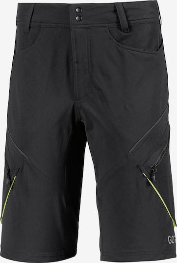 GORE WEAR Fahrradshorts 'C3 Trail Shorts' in schwarz, Produktansicht
