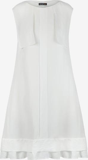APART Leinenkleid in A-Form in weiß, Produktansicht