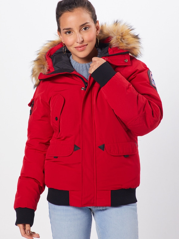 Jacke 'Anchorage Women FF'