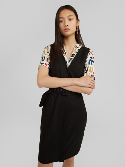 Rochie 'Joleen' EDITED pe negru, Vizualizare model