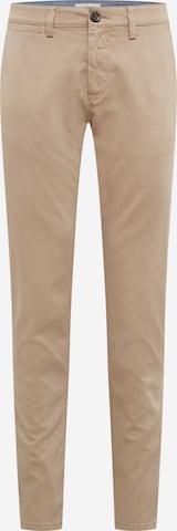 TOM TAILOR Chino-püksid, värv beež