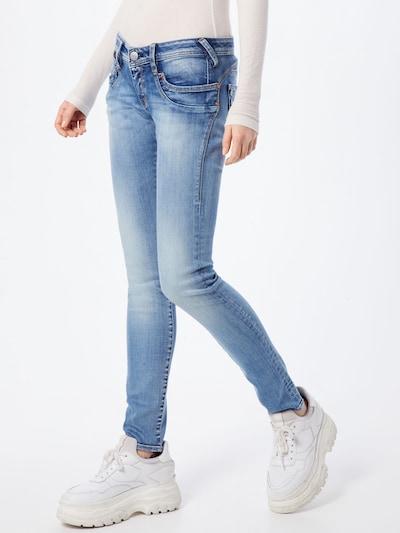 Herrlicher Jeans 'Piper' in blue denim, Modelansicht