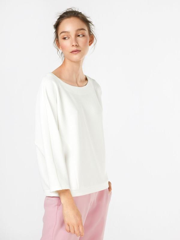 OPUS Strukturiertes Sweatshirt