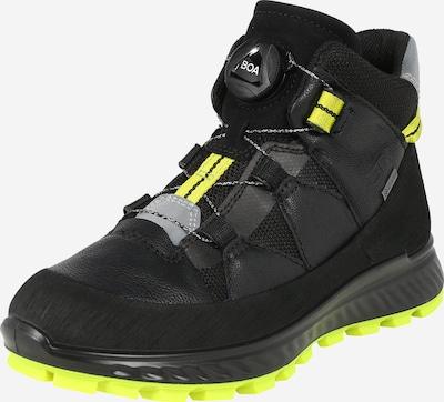 ECCO Stiefel 'Exostrike' in gelb / hellgrau / schwarz, Produktansicht