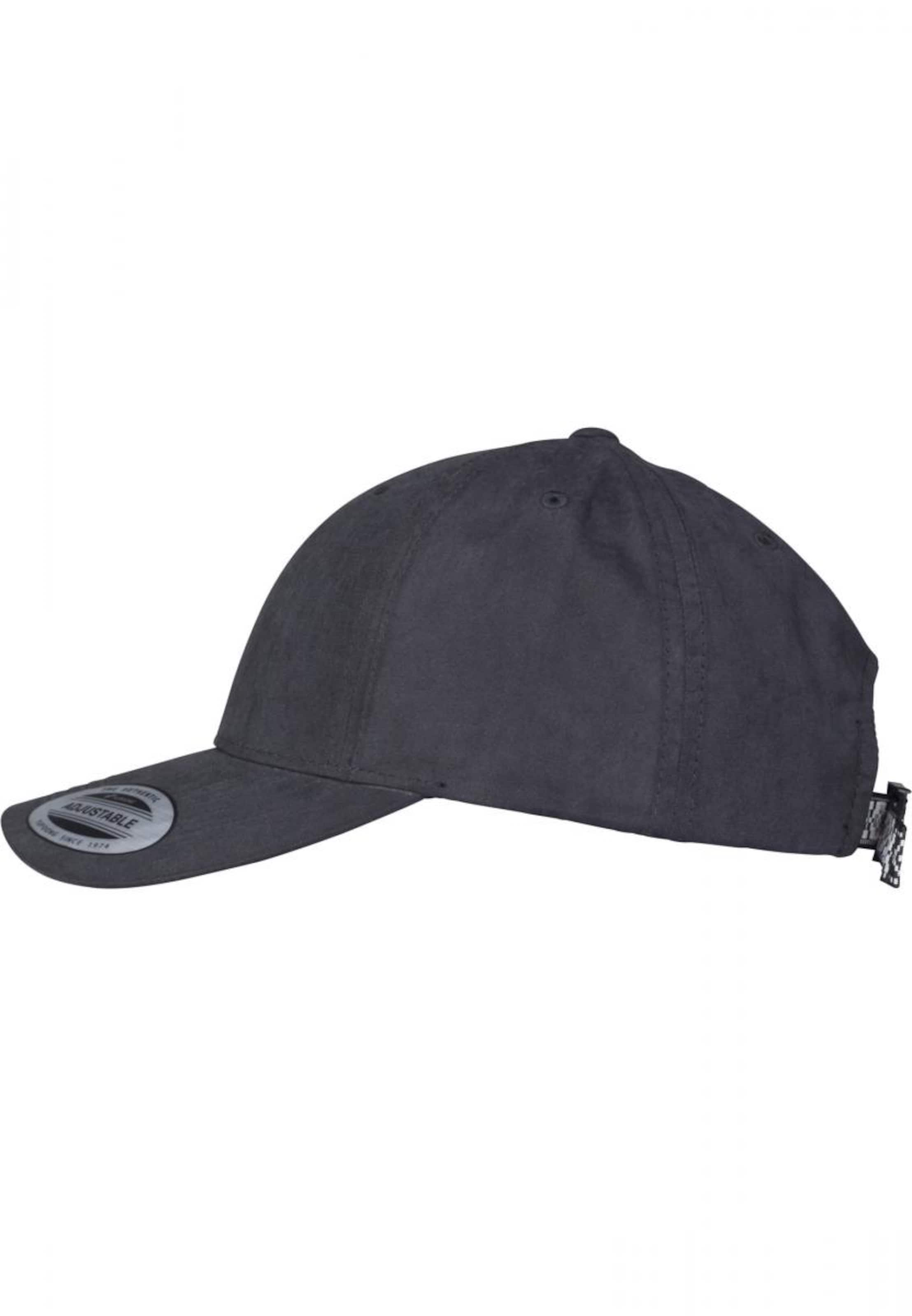 Strap' 'ethno Flexfit Cap In Schwarz K1cTlFJ3u5