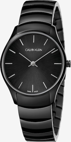 Calvin Klein Analog Watch in Black