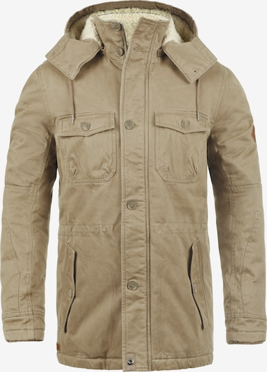 BLEND Parka 'Kenneth' in beige, Produktansicht