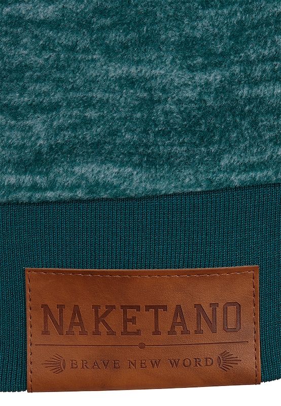 naketano Male Zipped Jacket Schnitzelpopizel