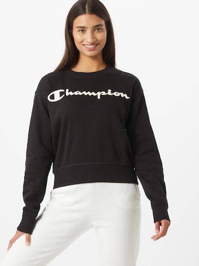 Champion Authentic Athletic Apparel Mikina - svetločervená / čierna / biela: Pohľad spredu
