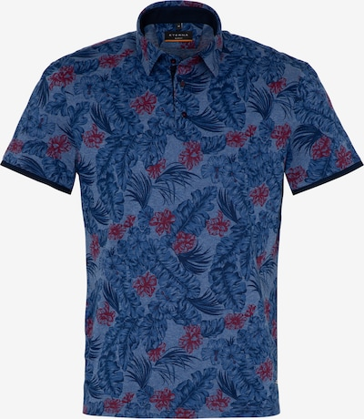 ETERNA Poloshirt in blau, Produktansicht
