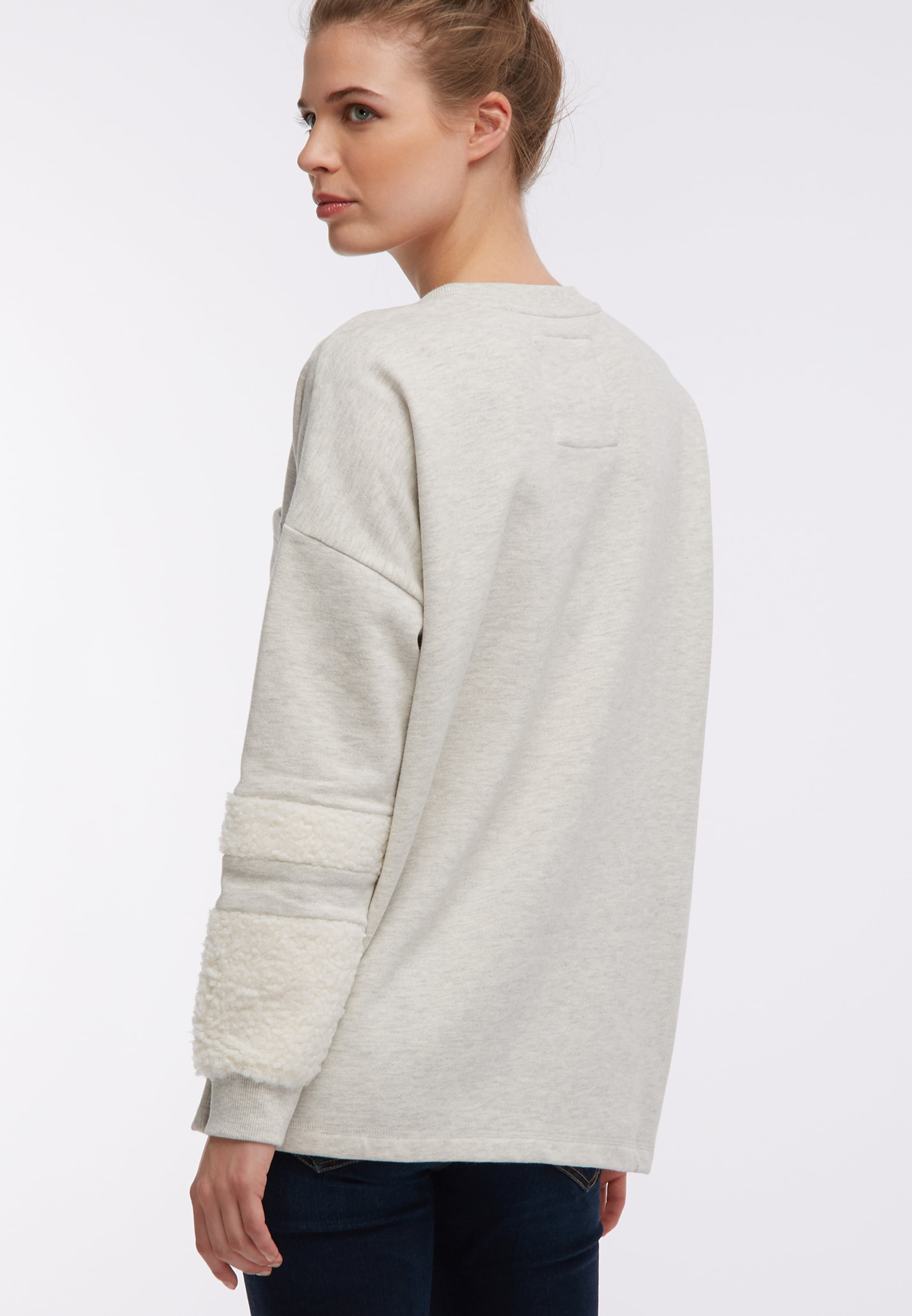 Dreimaster Blanc Sweat Dreimaster En shirt Sweat 8vnN0mw