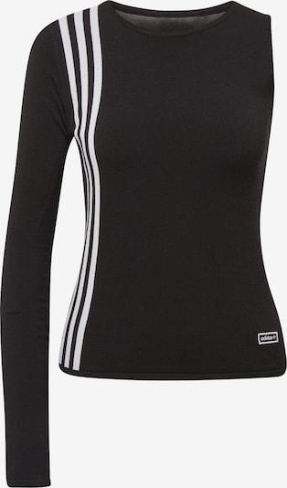 ADIDAS ORIGINALS Shirt 'TLRD' in de kleur Zwart / Wit, Productweergave