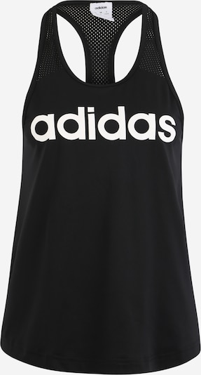 ADIDAS PERFORMANCE Športni top | črna barva, Prikaz izdelka