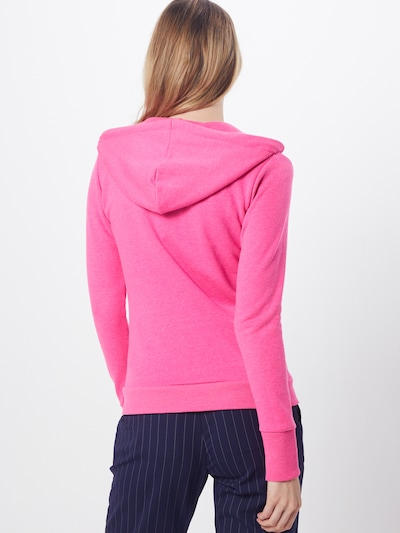 Superdry Sweatjacke in Pink | ABOUT YOU